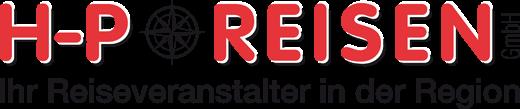 H-P Reisen logo