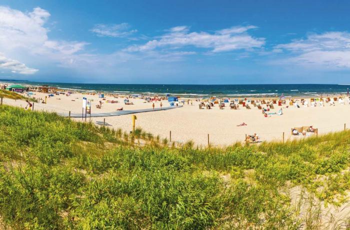 Feiner Sandstrand Luxus An Der Ostsee H P Reisen